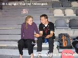Trainer/coach Mark en pupil Jolijn 2